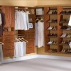 Closet organizers Toronto - Wood Shelving - cherry - Keystone