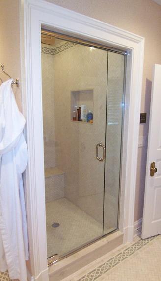 Glass Shower Doors Frameless Door And Panel Keystone
