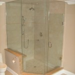 glass shower doors -Frameless Shower Enclosures 01 - Keystone