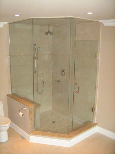 Glass Shower Doors Frameless Shower Enclosures 01