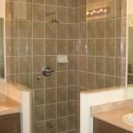 glass shower doors -Frameless Shower Enclosures 02 - Keystone