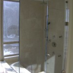 glass shower doors -Frameless Shower Enclosures 04 - Keystone
