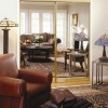 mirror sliding doors - Gold Frame - Keystone