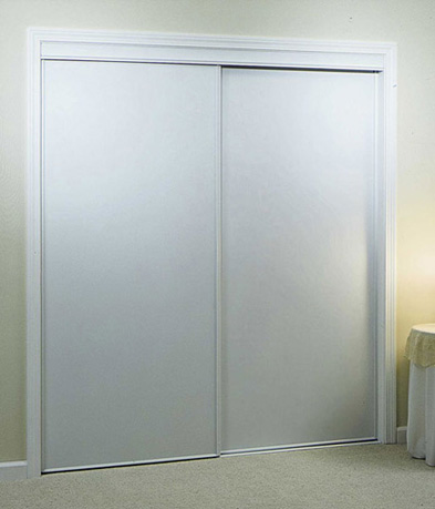 Colonial Raised Panel Sliding Closet Doors ...