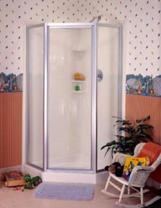 shower enclosures - neo angle - Keystone