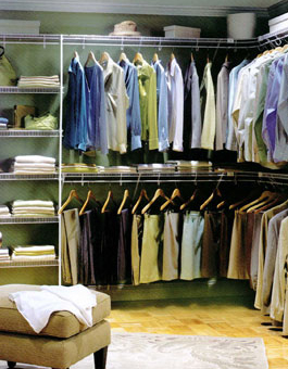 Wire Shelving For Closet Organizers Closets In Toronto