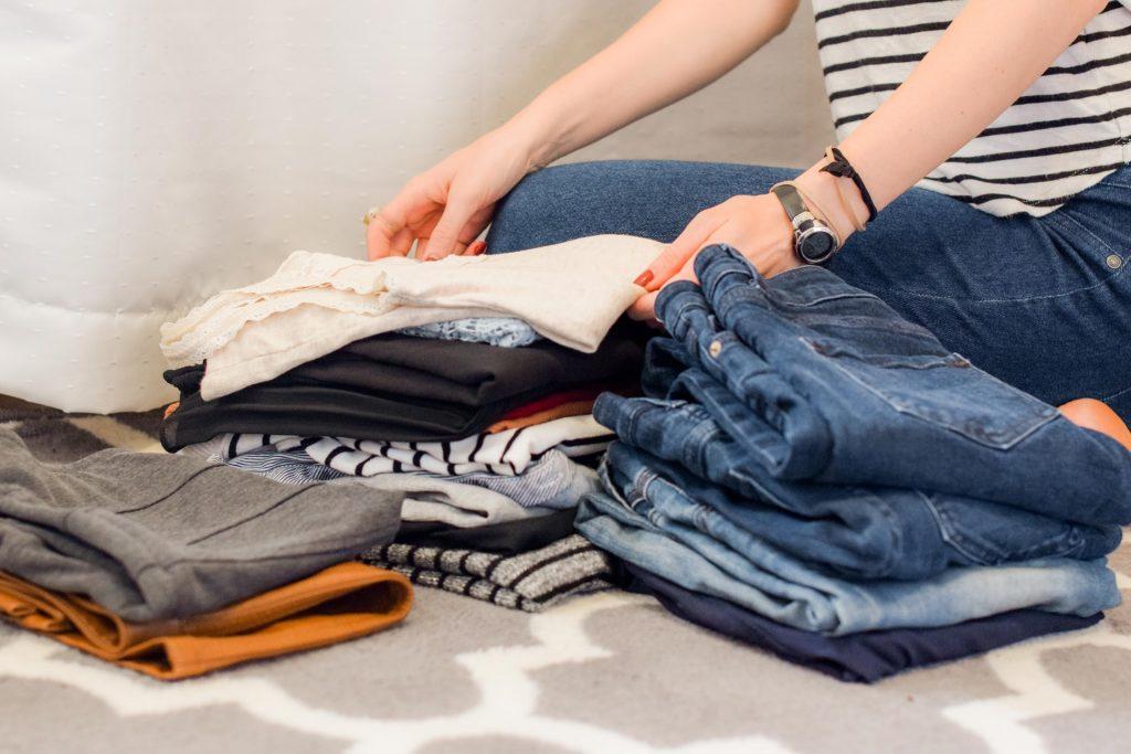 6 Unique Clothing Organization Methods